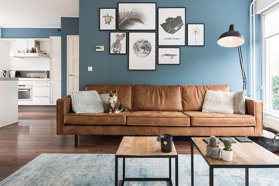 Nieuwe woonkamer inspiratie banken  Elise Joanne