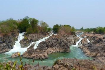 cascade li phi 4000 iles laos blog voyage