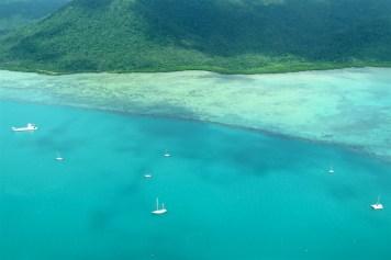Récifs de l'île Whitsunday