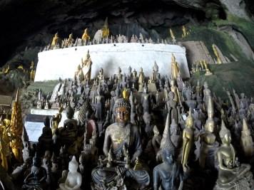 Les Bouddhas de la première grotte