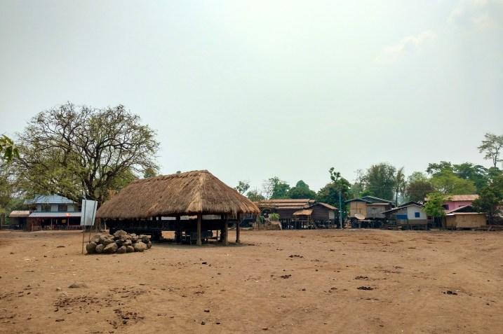 Ban Kiengtanglea, le village ethnique Ngae au sud de Tad Lo