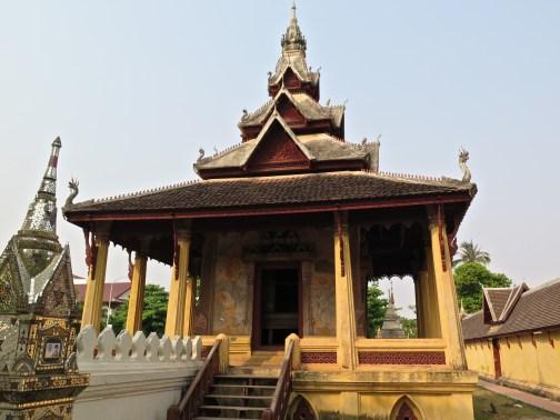 Une annexe du Wat Si Saket