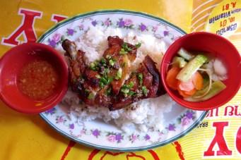 Dejeuner Battambang Cambodge blog voyage 2