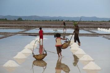 Marais salants Kampot Kep Cambodge blog voyage 16