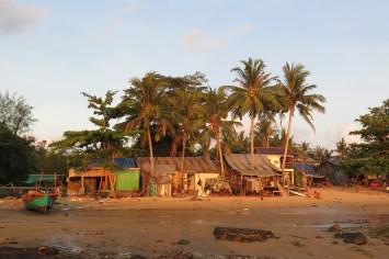 Mpai matin Koh Rong Samloem Cambodge blog voyage 17