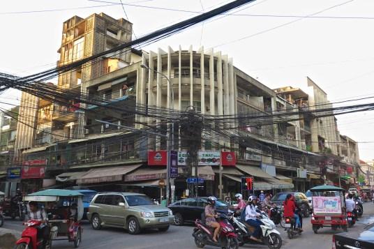 Rues Phnom Penh Cambodge blog voyage 15
