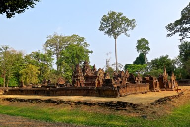 Banteay Srei Malraux Angkor Cambodge blog voyage