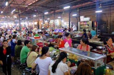 Old Market de Siem Reap, Angkor cambodge blog voyage 2