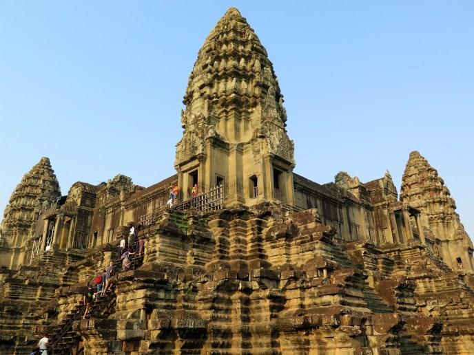 Tour centrale angkor cambodge blog voyage 24