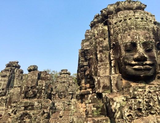 Bayon angkor cambodge blog voyage 30