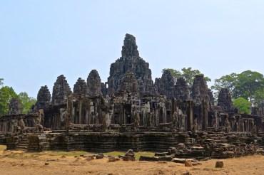 Bayon angkor cambodge blog voyage 32