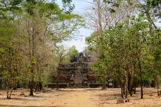 Phimeanakas angkor cambodge blog voyage 35