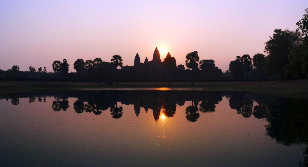 Sunrise Angkor bilan Cambodge blog voyage 2016 1