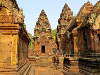 Bantaey Srei bilan Cambodge blog voyage 2016 8