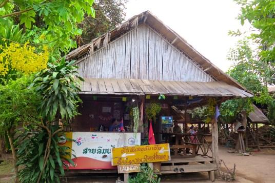 Sailomyen Guesthouse, à Tad Lo, plateau des Bolovens, bilan laos blog de voyage