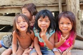 Filles village ethnique tad lo bolovens bilan laos blog de voyage