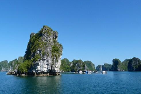 Baie d'Halong Bilan Vietnam blog voyage 2016 10