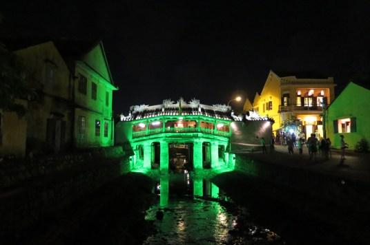 Pont japonais Hoi An Bilan Vietnam blog voyage 2016 17