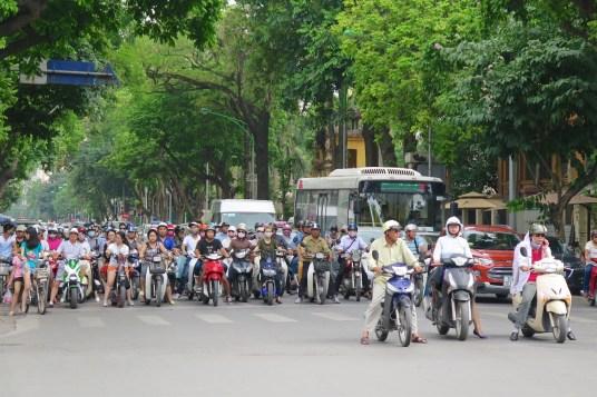 Moto Hanoi Bilan Vietnam blog voyage 2016 19