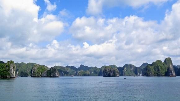 Baie d'Halong Bilan Vietnam blog voyage 2016 8