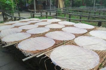 Fabrique nouilles Can Tho Delta Mekong Vietnam blog voyage 2016 12