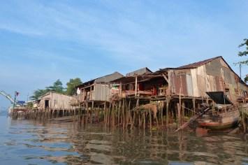 Maison pilotis Can Tho Delta Mekong Vietnam blog voyage 2016 18