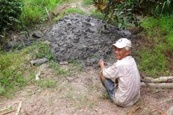 Homme au sourire Can Tho Delta Mekong Vietnam blog voyage 2016 33