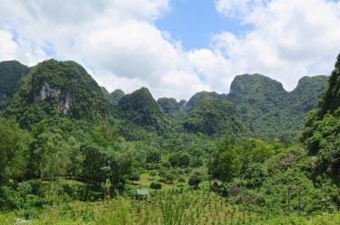 Route Nord Cat Ba Baie Halong Vietnam blog voyage 2016 10