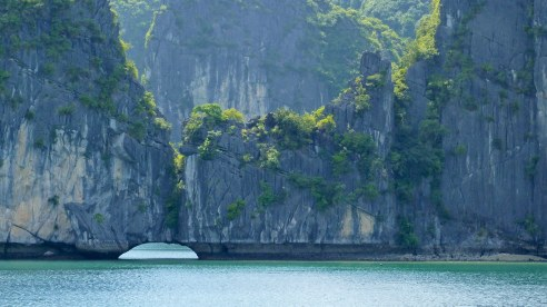 Baie Lan Ha Cat Ba Baie Halong Vietnam blog voyage 2016 22