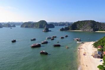 Monkey Island Cat Ba Baie Halong Vietnam blog voyage 2016 36