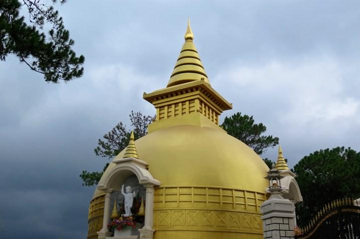Pagode Truc Lam Dalat Vietnam blog voyage 2016 12
