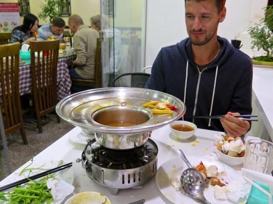 Hot pot Dalat Vietnam blog voyage 2016 17