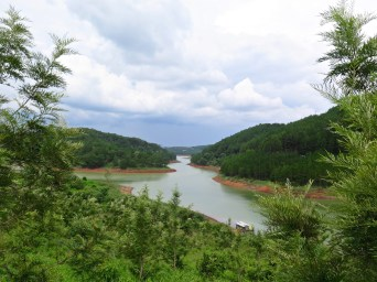 Lac Tuyen Lam Dalat Vietnam blog voyage 2016 25