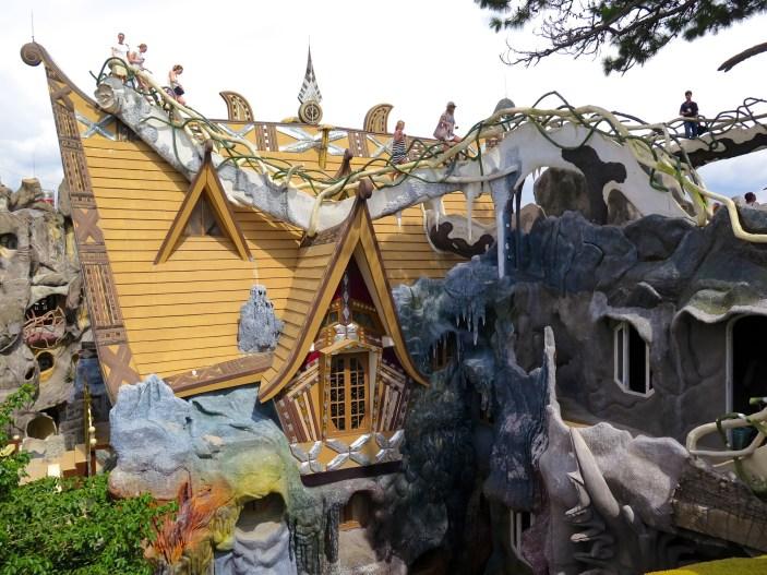 Crazy house Dalat Vietnam blog voyage 2016 28