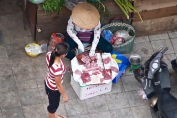 Vendeuse de rue Hanoi Vietnam blog voyage 2016 10