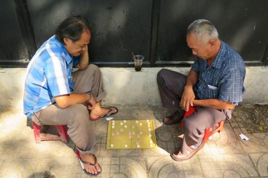 Joueurs Hochiminh ville Vietnam blog voyage 2016 21