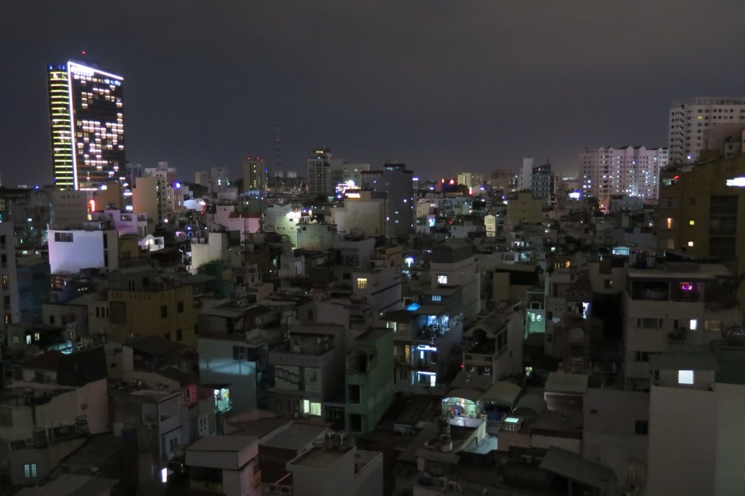 Quartier 1 Hochiminh ville Vietnam blog voyage 2016 3