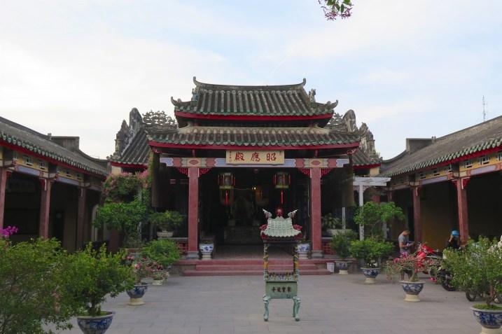 Maison-temple chinois Hoi An Vietnam blog voyage 2016 1