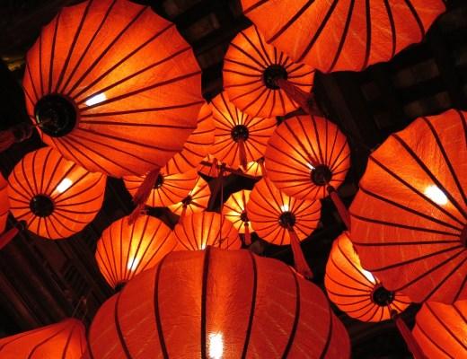 Lampions Hoi An Vietnam blog voyage 2016 6