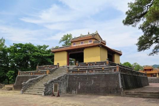 Mausolée Minh Mang Hue Vietnam blog voyage 2016 10