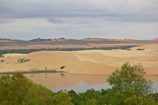 Dunes sable blanc Mui Ne Vietnam blog voyage 2016 11