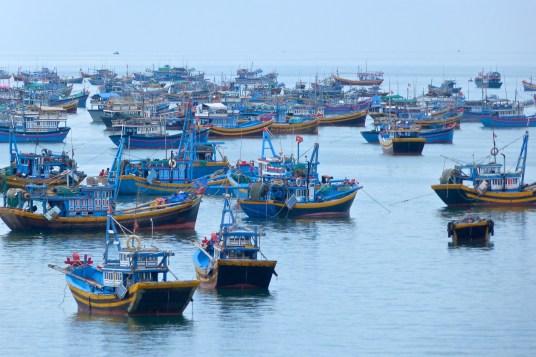 Bateaux Mui Ne Vietnam blog voyage 2016 16