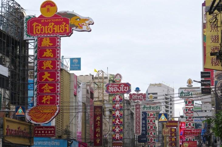 Chinatown Bangkok Thailande blog voyage 2016 16