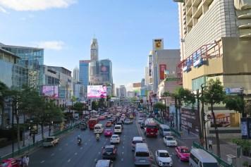 Centres commerciaux Bangkok Thailande blog voyage 2016 6