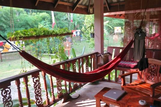 Hamac Bilan Thailande blog voyage 2016 12