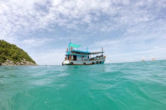Plongée Koh Tao Thailande blog voyage 2016 20