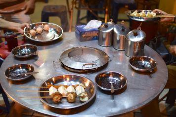 Diner Chinatown Kuala Lumpur Malaisie blog voyage 2016 18