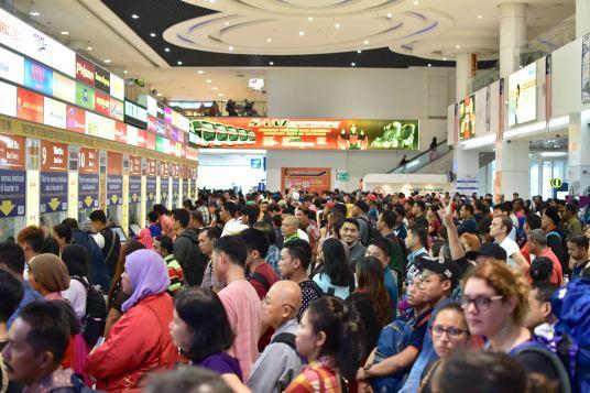 TBS Kuala Lumpur Malaisie blog voyage 2016 20