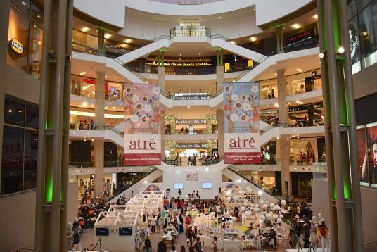 Centre commerciaux Kuala Lumpur Malaisie blog voyage 2016 30