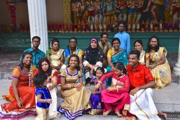 Temple hindou Kuala Lumpur Malaisie blog voyage 2016 4